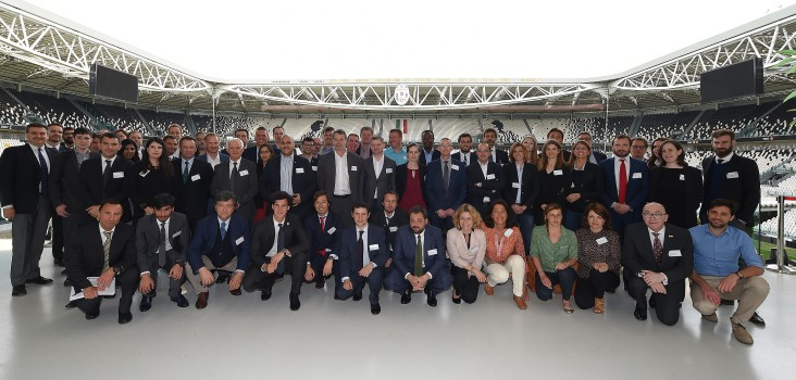 Torino May 25 2016 Juventus Stadium/E.C.A. Workshop/SPORT/SOCCER/ph Fabio Bozzani/In the image