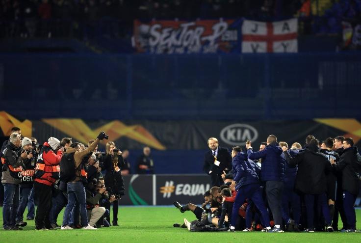 Zagreb: Dinamo i Viktorija u uzvratnoj utakmici šesnaestine finala Europa lige